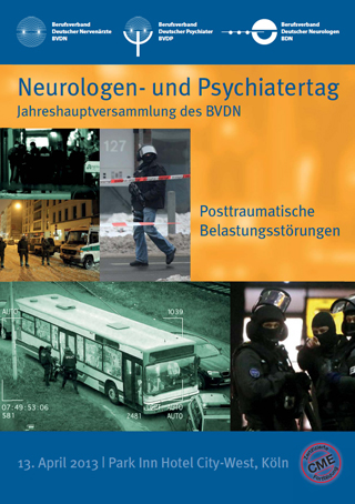 Neurologen und Psychiatertag 2013 in K�ln