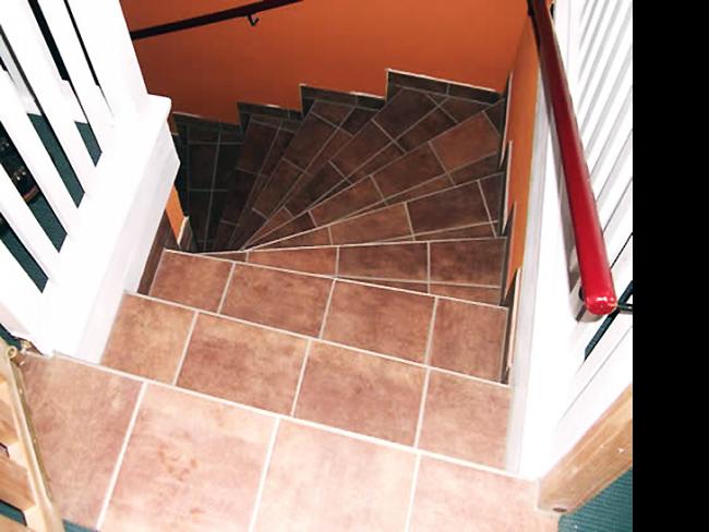 Referenz: Treppenhaus