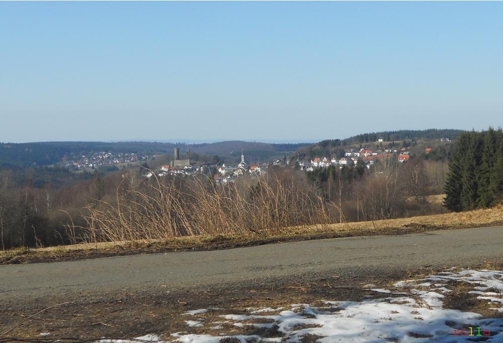 Bild des Tages: Blick auf Oberreifenberg