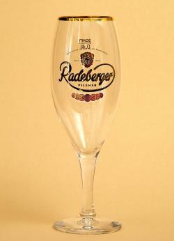 mehr Infos zu Radeberger Bierglas - Imperia 0,4l -  6er Pack