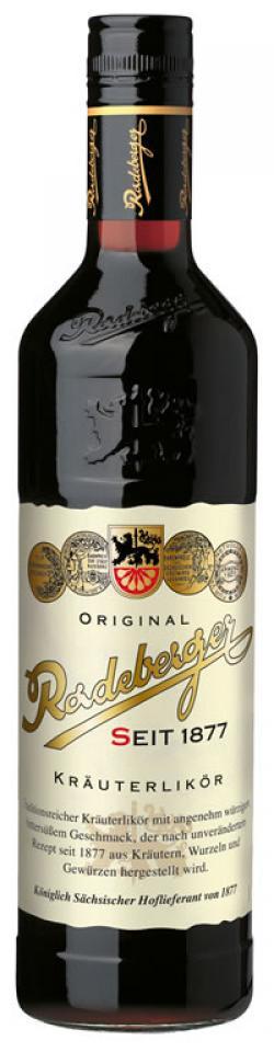 mehr Infos zu Original Radeberger seit 1877,  0,7 L Flasche