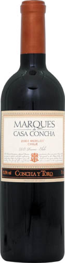 mehr Infos zu Marques de Casa Concha, Merlot