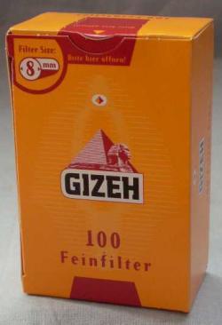 mehr Infos zu Gizeh Feinfilter