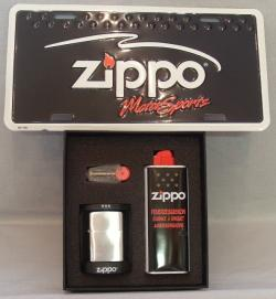 mehr Infos zu Zippo-Set
