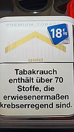 mehr Infos zu Marlboro Gold 100g Dose