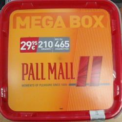 mehr Infos zu Pall Mall Allround Mega 210g